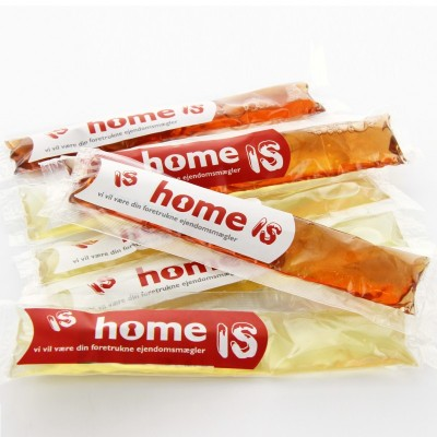 Ice Pops with Label