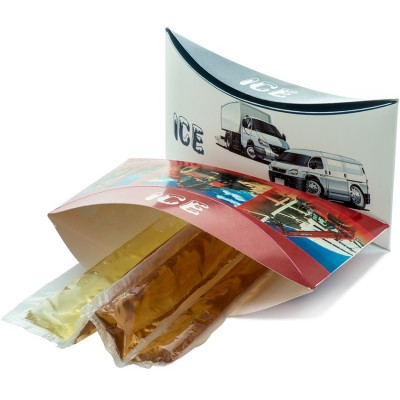 Ice Pops in Butterfly Box...